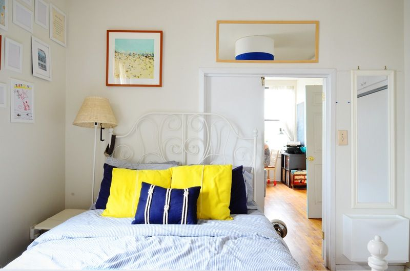 Cozy Color & Creativity in Brooklyn — House Tour