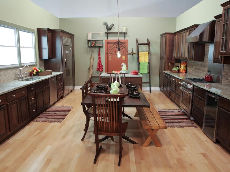 Rooms Viewer KITCHEN Pinterest Hgtv, Room and Farmhouse kitchens