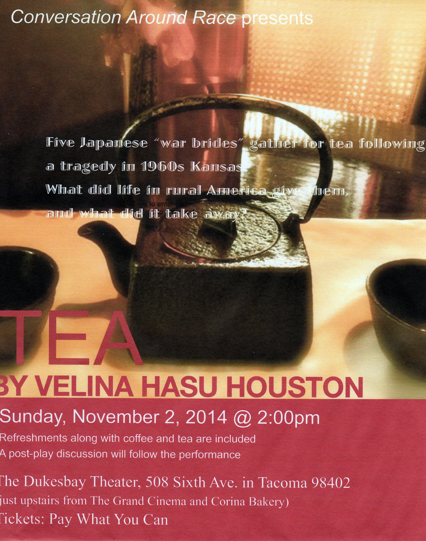 Tea an interfaith activity.