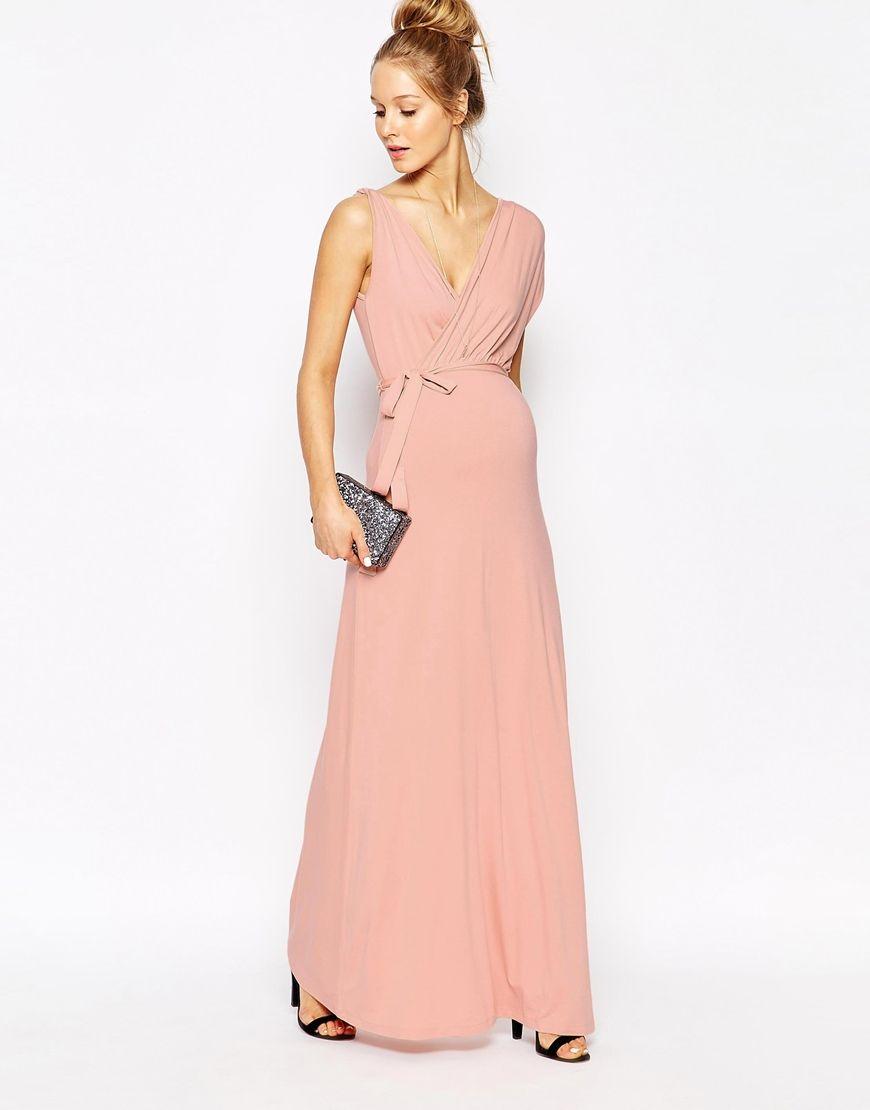 Asos robe maternite rose – Robes de soirée élégantes 2019 59a5da6e626d