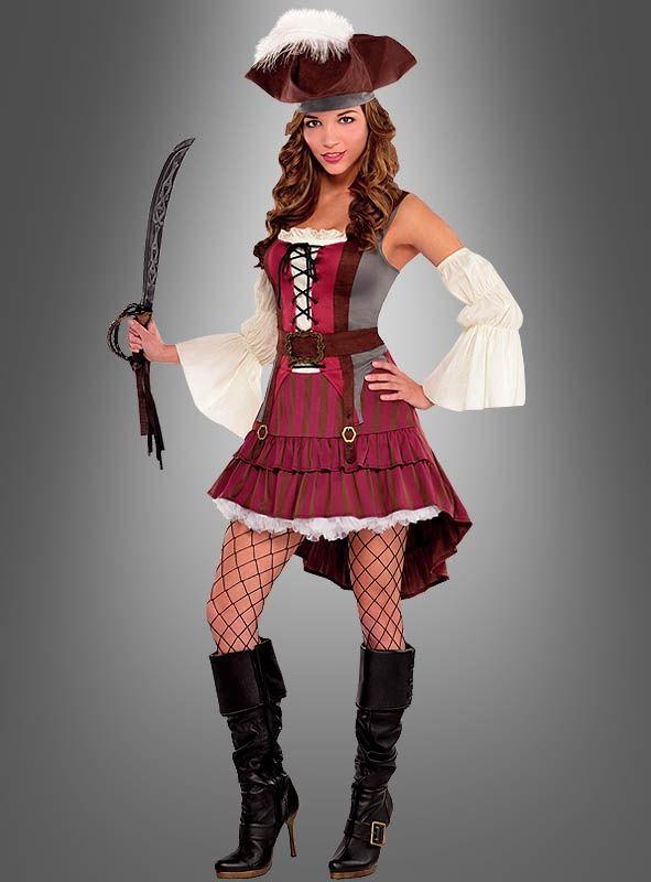 Piratinnen Kostüm bei » Kostümpalast.de   Piratinnen