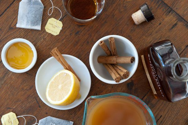 Beyond Dinner: The Perfect Hot Toddy Recipe