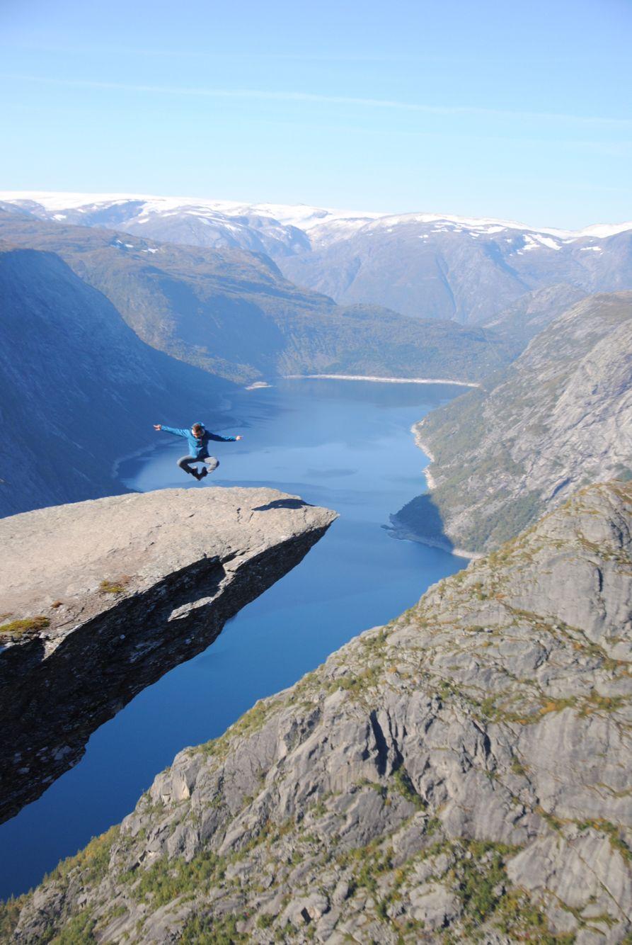 Odda, Norway — Adrienne Young | Norway travel, Odda norway