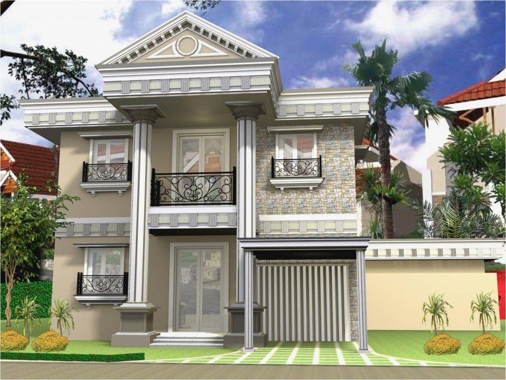 Desain rumah klasik modern & Desain rumah klasik modern | home design 3D | Pinterest | Modern