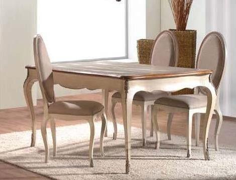 Mesa Comedor Chambord | Furniture | Pinterest | Comedores, Mesas de ...