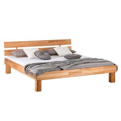 Massivholzbett Aus Kernbuche Areswood 180 X 200cm Bed Furniture Solid Wood Bed