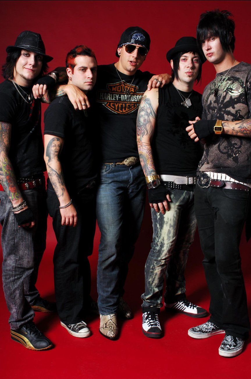 Avenged Sevenfold Pictures with High Quality Photos