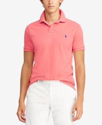 ee2affa1c04bd5 Men's Big & Tall Classic Fit Mesh Polo in 2019 | Products | Polo ...