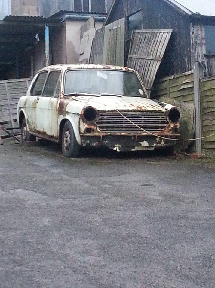 Austin 1100 austin 1100 1300 pinterest barn finds for Red barn motors austin tx