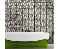 Azulejos purple green Decorare il bagno, Decorare le