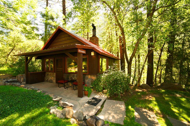 Cabin Amanda Garland S Oak Creek Lodge Oak Creek Oak Creek Canyon Sedona