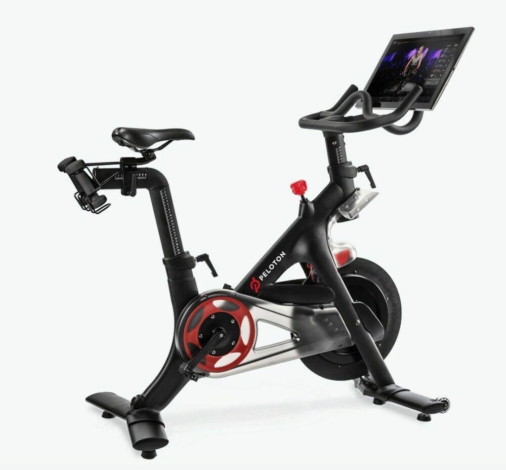 Ad Ebay Peloton Bike Best Exercise Bike Biking Workout
