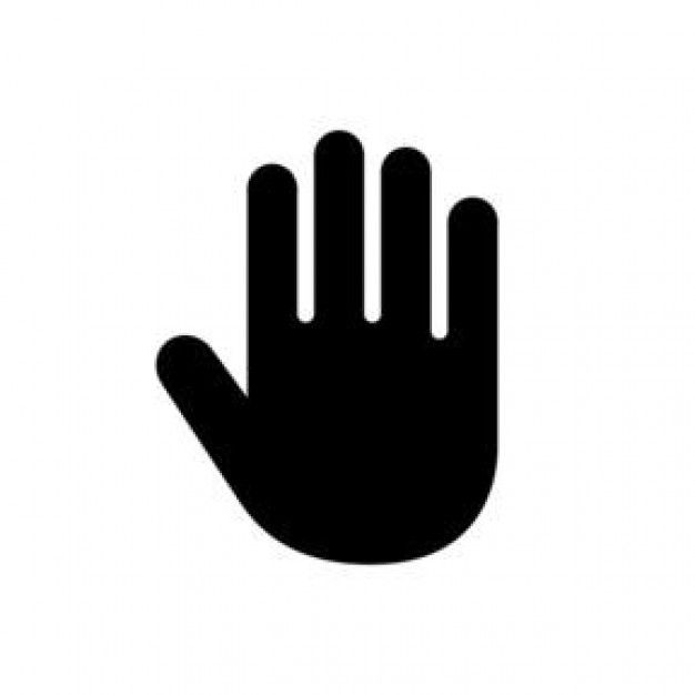 Right Hand In 2021 Right Hand Free Icons Hands