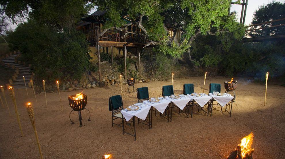 South Africa- Camp Jabulani