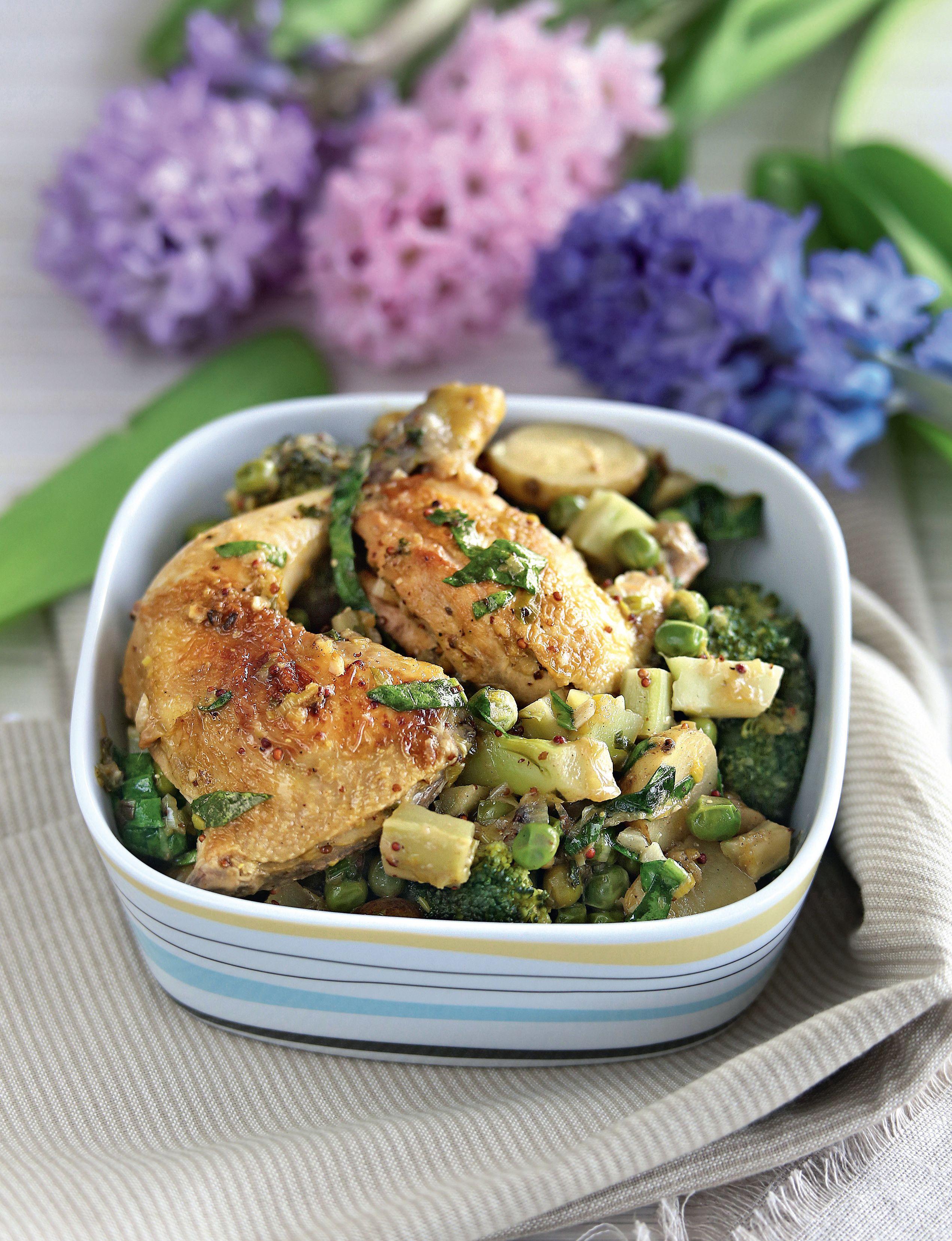 диетические вторые блюда рецепты с фото другой стороны