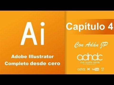Illustrator Completo Capítulo 13 Vectorizando dibujo 1/2 @ADNDC @adanjp - YouTube