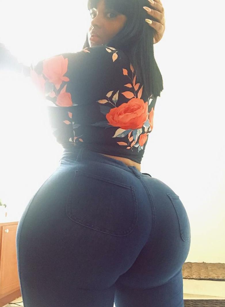 Big Booty Ebony Amateur Sex