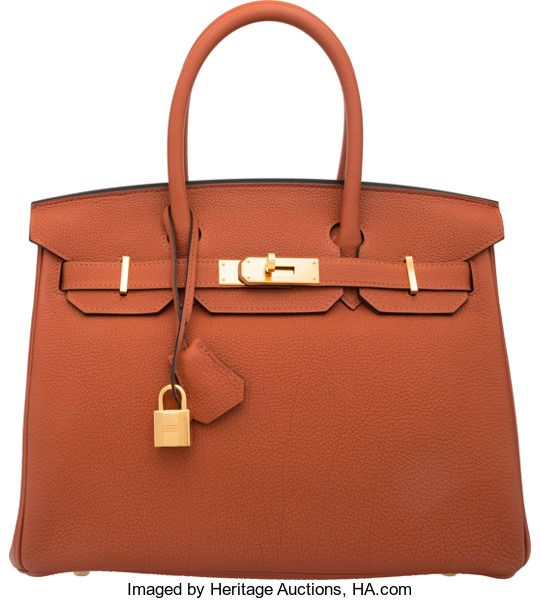 ee276c61e0 Shop authentic Hermès Birkin 30 White Clemence Leather at revogue for just  USD 8