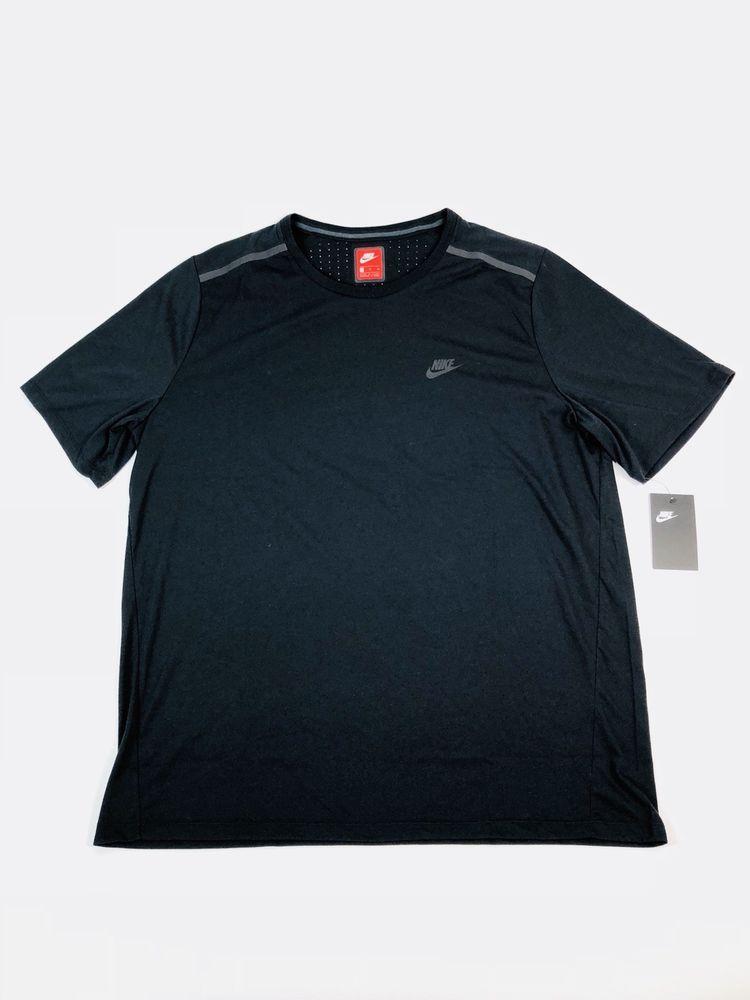 9f3753c7 Nike Sportswear Bonded Tee Black Shirt Mens Size XL NWT $60 886191 010 |  eBay