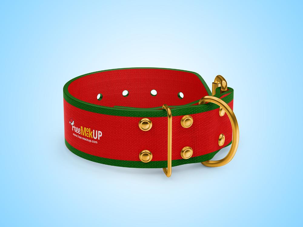 Linen Dog Collar Free Mockup Free Mockup In 2021 Linen Dog Collar Free Mockup Bag Mockup