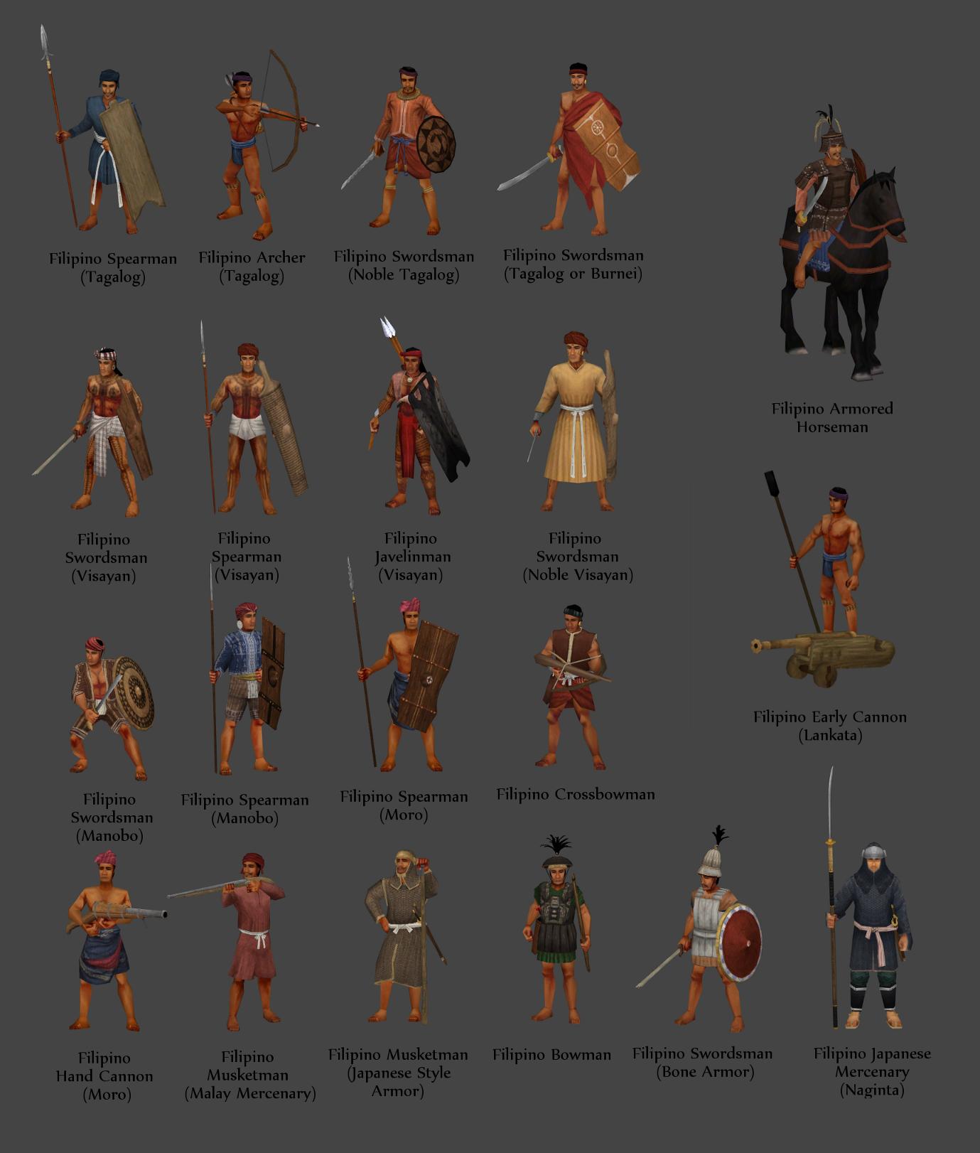 Armies of Asia Seni animasi, Perang, Seni