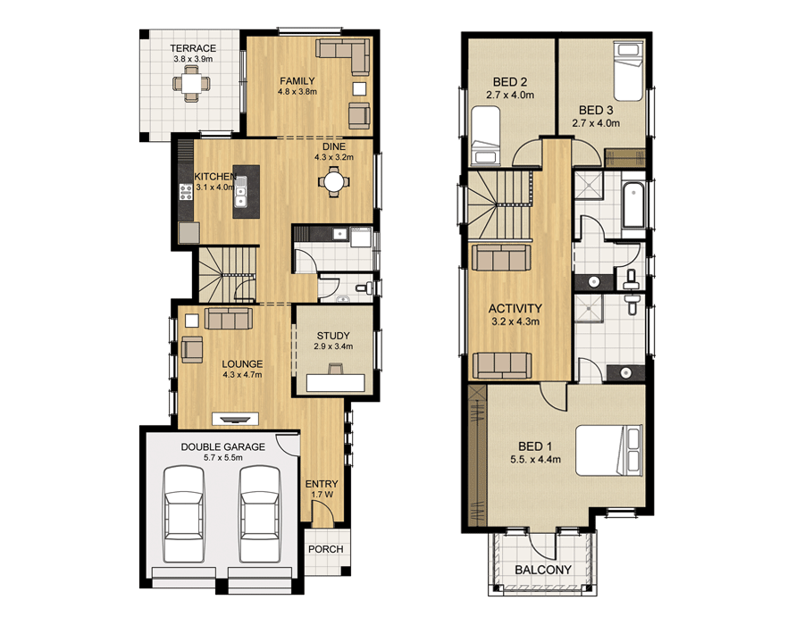 Coventry - Home Design - Sterling Homes - Home Builders Adelaidehttp ...