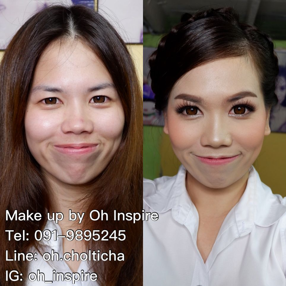 แต่งหน้ารับปริญญา สถาบันเทคโนโลยีไทย-ญี่ปุ่น ขอบคุณน้องก้อยมากๆค่ะ ที่อนุญาตให้ลงรูป Before&After ค่ะ^^  Make up & Hair by Oh  Line: oh.cholticha Mobile: 0919895245 Ig: oh_inspire   #oh_inspire #ช่างแต่งหน้าทำผม #ช่างแต่งหน้าทำผมระยอง #แต่งหน้ารับปริญญา  #ทรงผมรับปริญญา #งานผิว #งานออร่า #makeupartist #hairstylist #braids