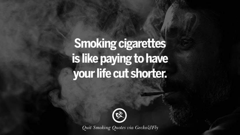 60 Motivational Slogans To Help You Quit Smoking And Stop Lungs Custom Quotes About Smoking