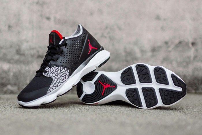 cc7993ee4818 JORDAN FLOW (BLACK CEMENT) - Sneaker Freaker