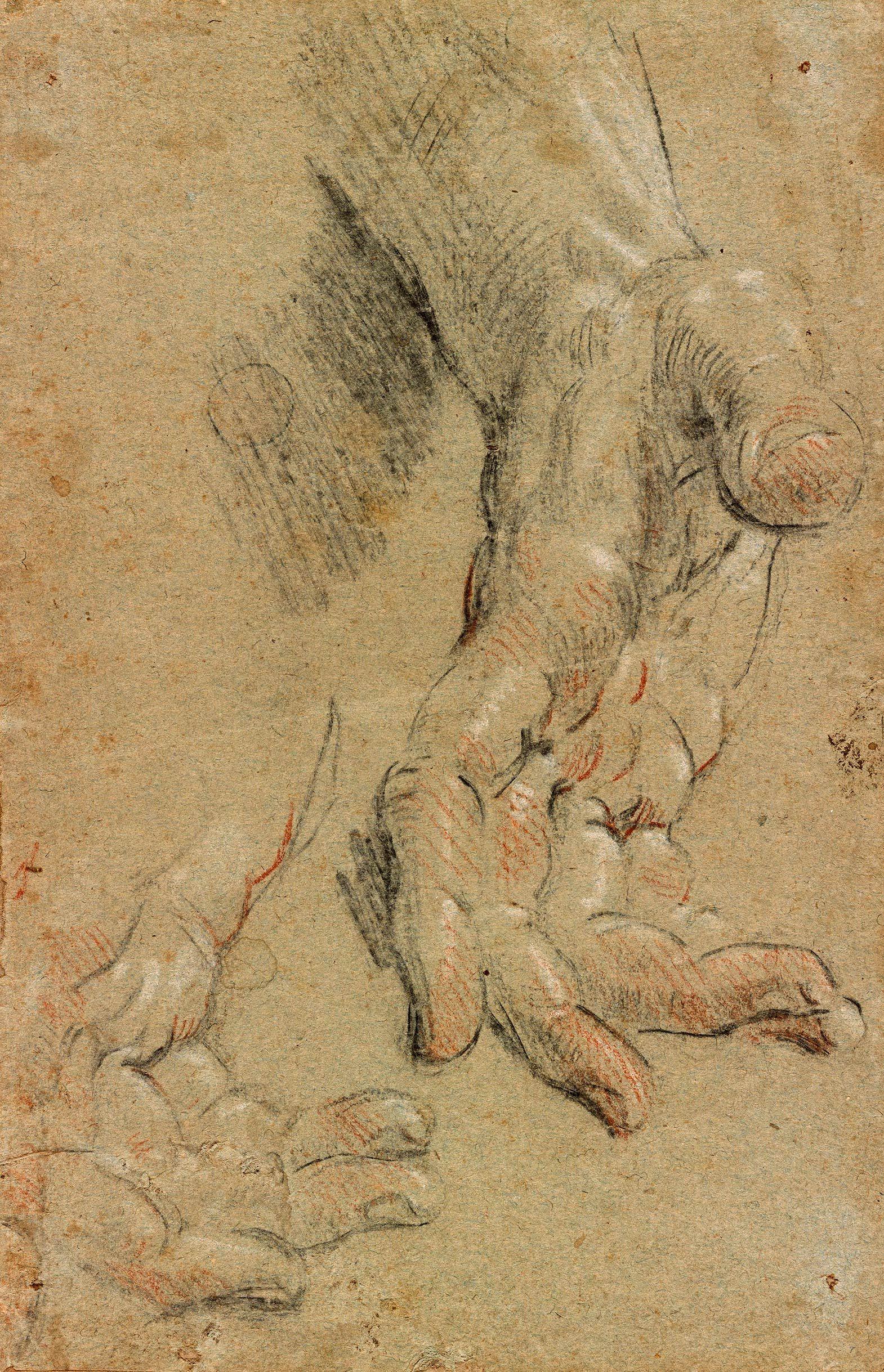 как картинки рисунки руки микеланджело звезды это всегда