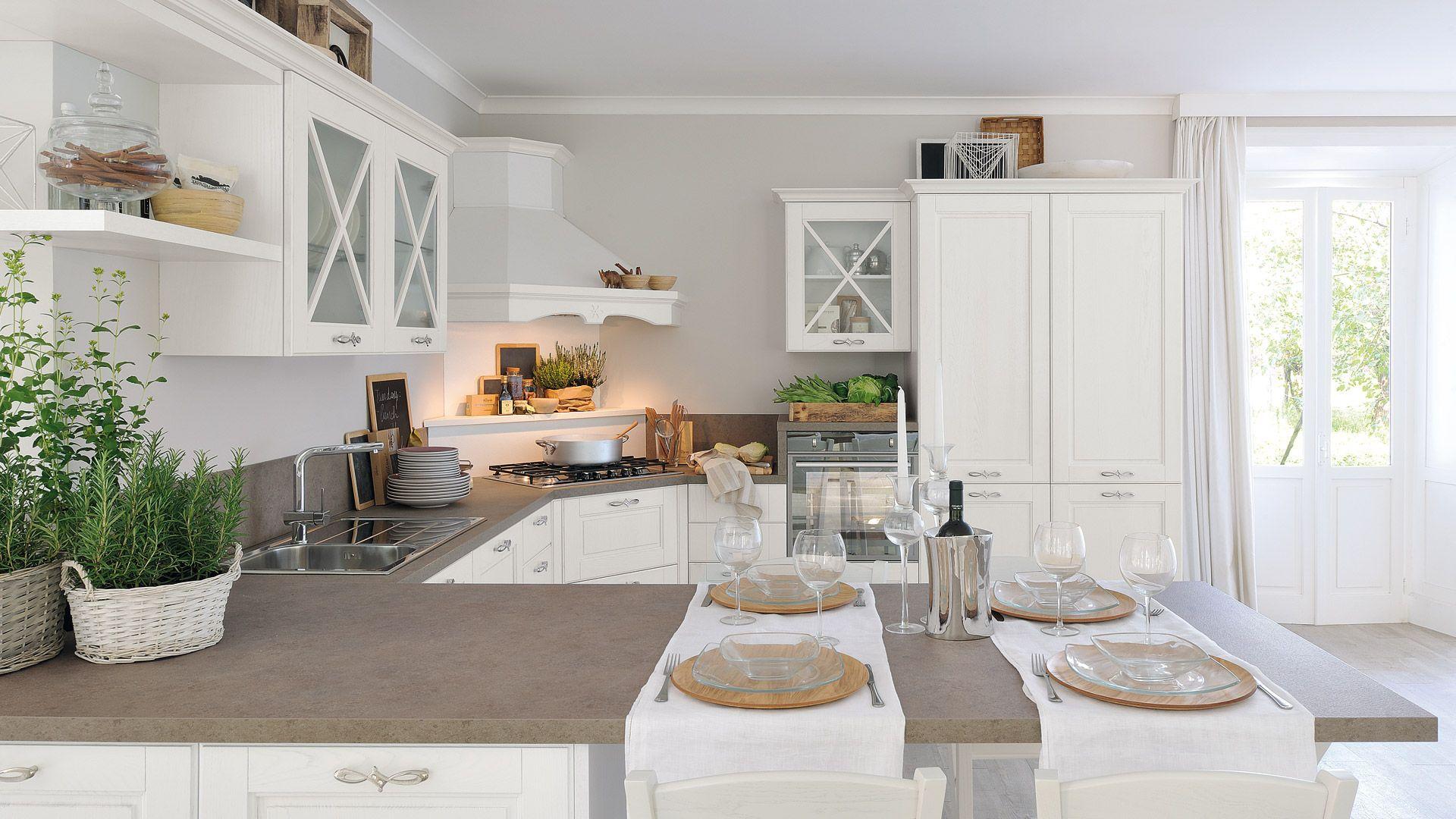 Agnese - Cucine Classiche - Cucine Lube | casa nuova | Pinterest