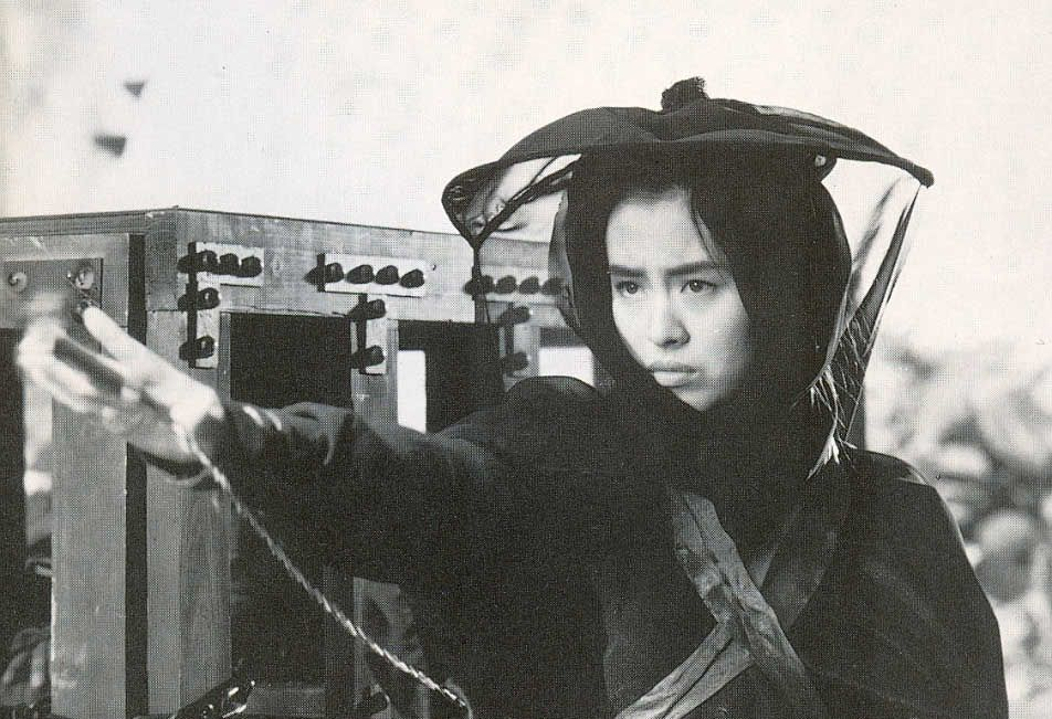 Joey Wong, The Beheaded One Thousand (aka The Executioner), 1993 (Age 26)