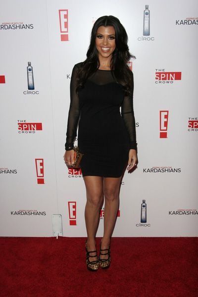 Kourtney Kardashian Height | 5 footish | Pinterest | Kourtney ...