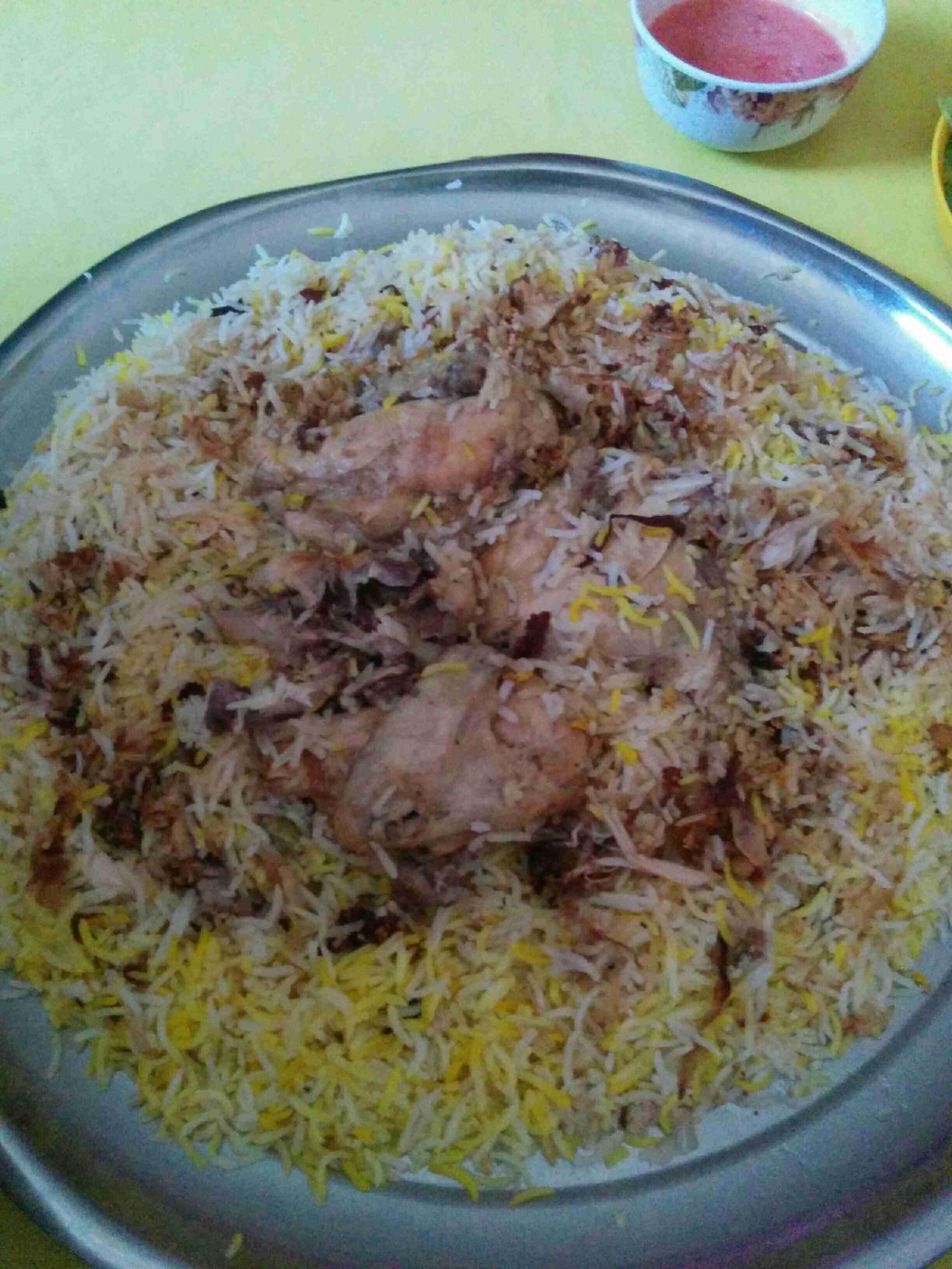 الزربيان زاكي Main Dishes Food Dishes