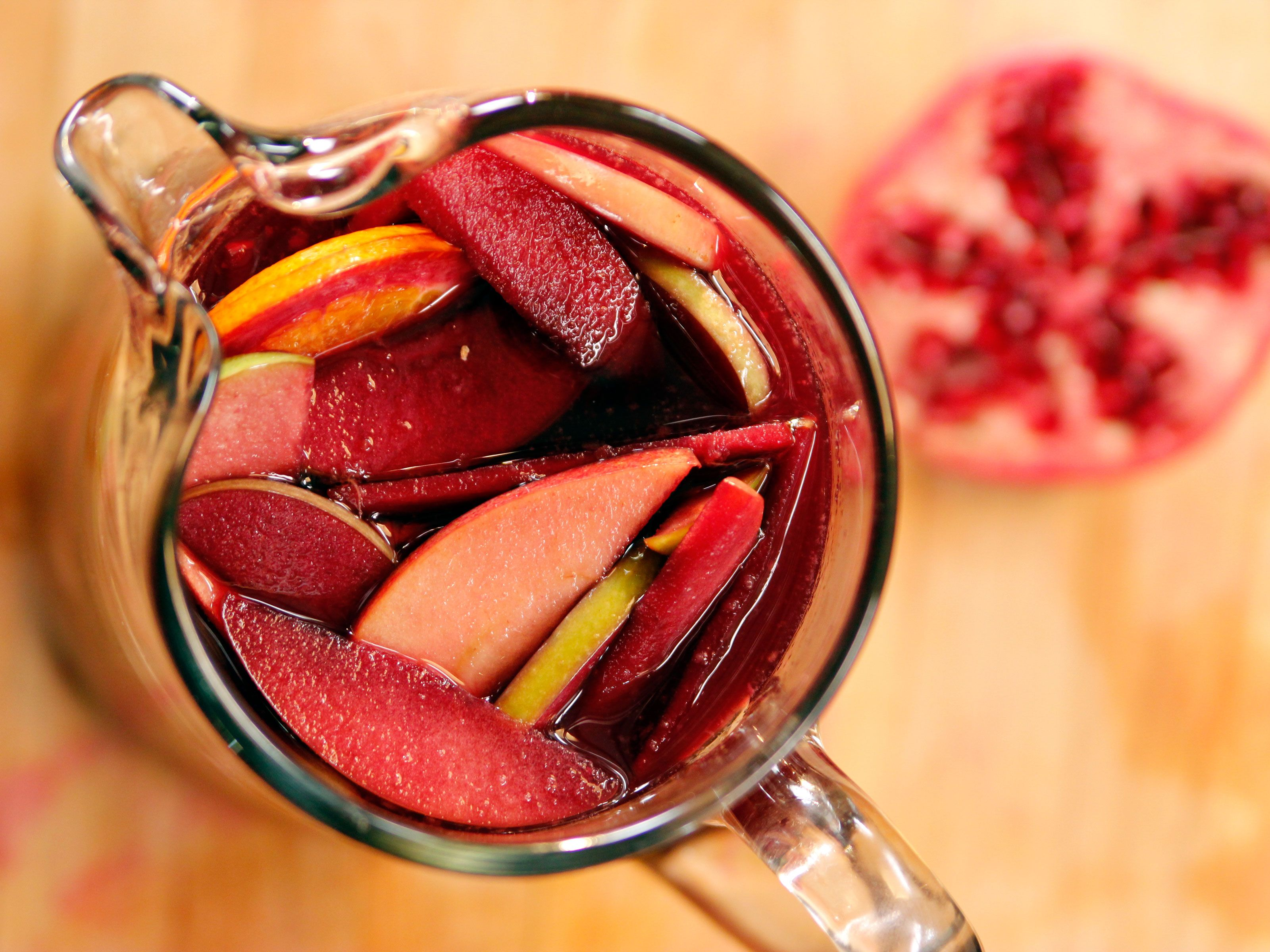 Fall Sangria Food Network Food Network Recipes Bobby Flay Ina Garten