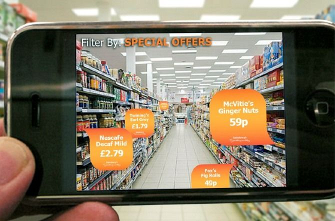 a613c5b0fc7 Augmented Reality  Supermarket