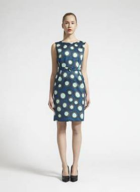 "HENUA dress - Marimekko - winter 2013 / ""Petrooli"" by Annika Rimala"