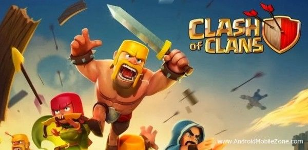 Download Clash Of Clans 6 108 2 Apk Mod Unlimited Gold Gems Dark