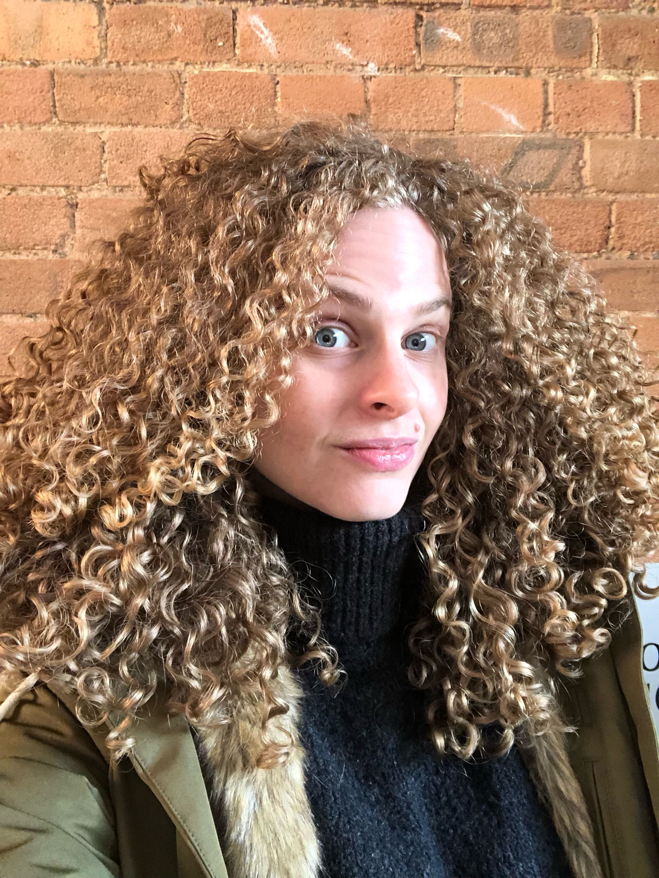 What happened when I tried the 'curly girl' haircare