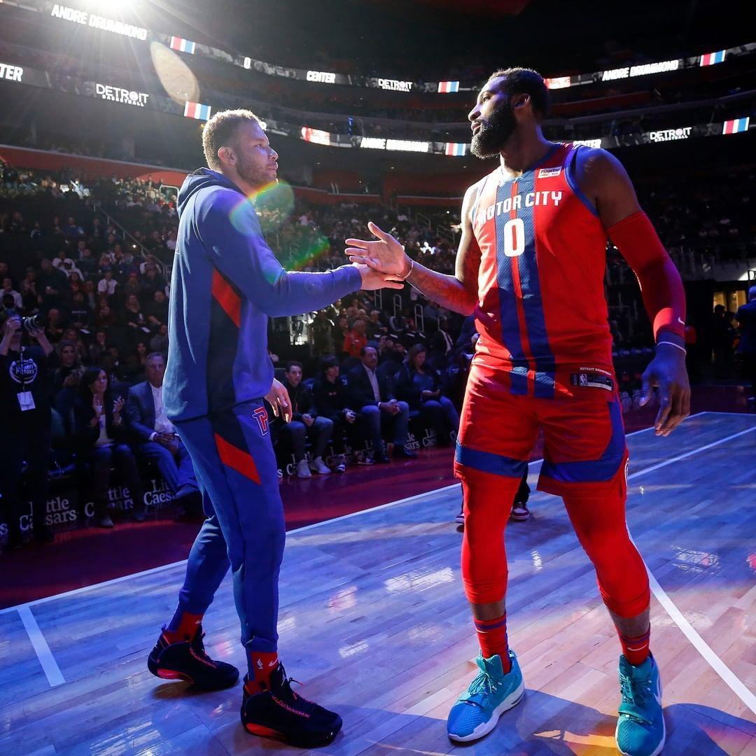 Detroit Pistons The MotorCity jerseys return tomorrow