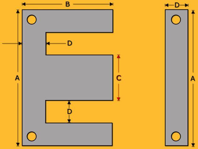 Construya Un Transformador Casero Transformadores Transformadores Eléctricos Electricidad Y Electronica