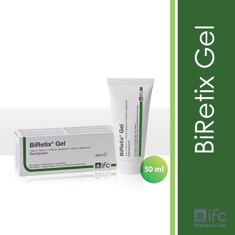 Os anunciamos el lanzamiento en España de BiRetix Gel, una innovadora combinación de dos retinoides cosméticos, indicado para el tratamiento de pieles con tendencia acneica y especialmente para aquellas que han sido sometidas a tratamientos con retinoides orales.