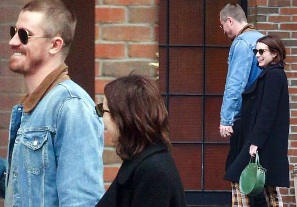 Emma Roberts Looks Absolutely Smitten On A Stroll With Garrett Hedlund Confirming Her Split With Evan Peters Garrett Hedlund Evan Peters Emma Roberts