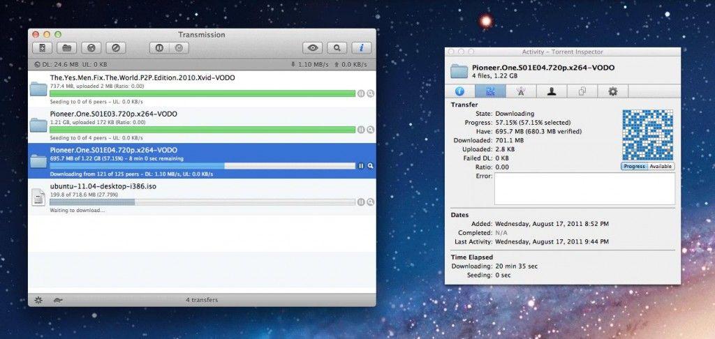 Transmission 2 82 Nextbigupdate Mac Os Transmission Bittorrent
