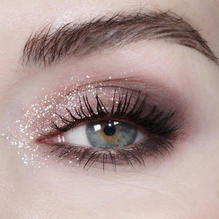 Photo of 20 idées pour briller avec un make-up pailleté