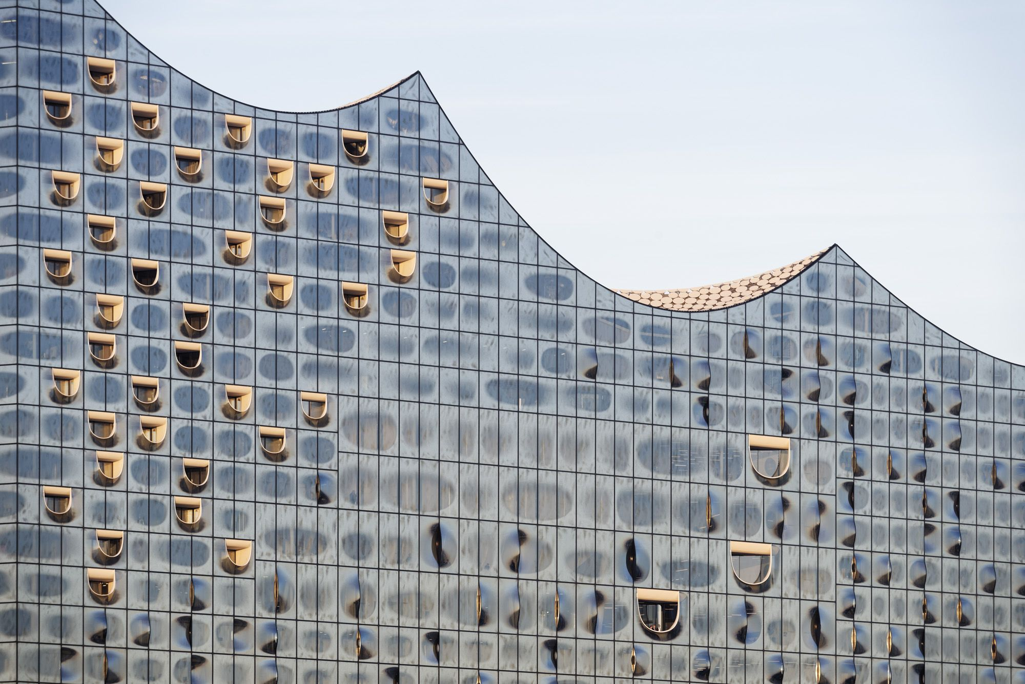 Elbphilharmonie Hamburg / fertiggestellt 2017 Foto : Architektur-photos.de / Mark Wohlrab