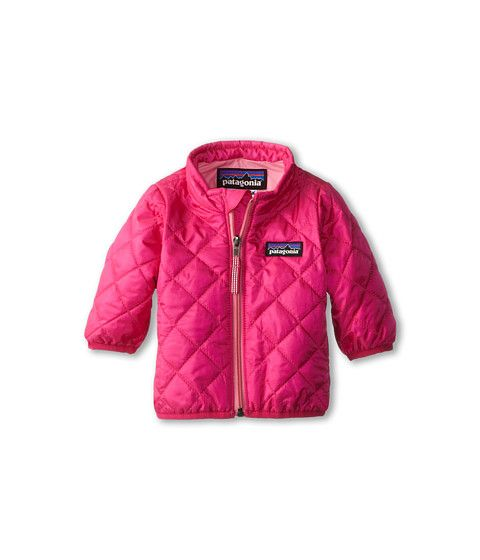 Patagonia Kids Nano Puff® Jacket (Infant/Toddler) | Baby
