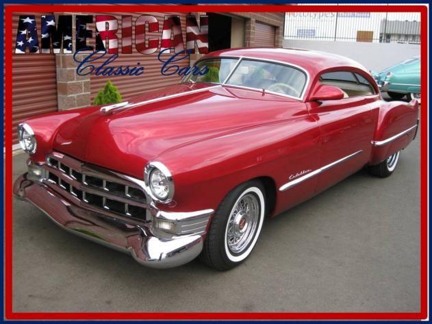 Jeff Schmitt Chevy >> Wow!! 1949 Cadillac Series 62 | Antique Cars | Cars, Cadillac, Classic Cars