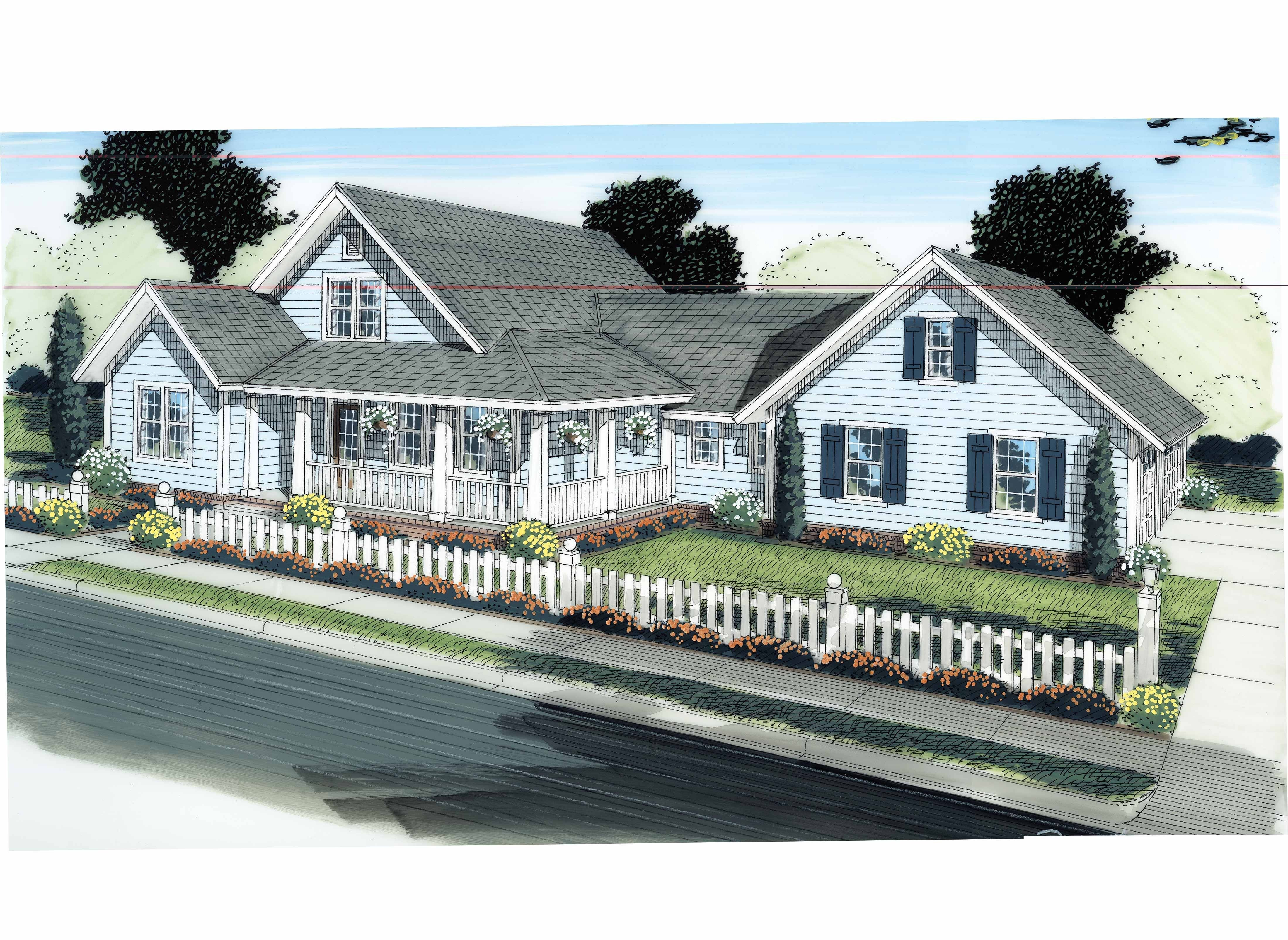 House Craftsman House Plan Craftsman