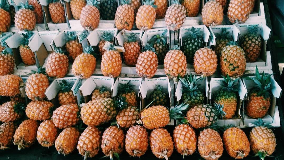 Mercado da Graça - fresh fruit market